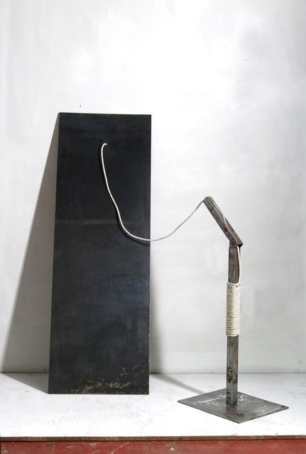 , 'Disciplina y anticipación,' 2015, Nora Fisch