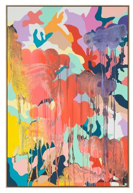 , 'merging,' 2018, Galeria Filomena Soares