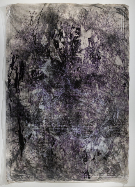, 'Tree_II,' 2018, KWANHOON GALLERY