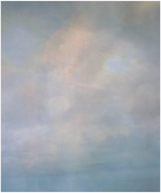 , 'Four Years out of a Life Sentence (Sky),' 2009-2016, Mark Moore Fine Art