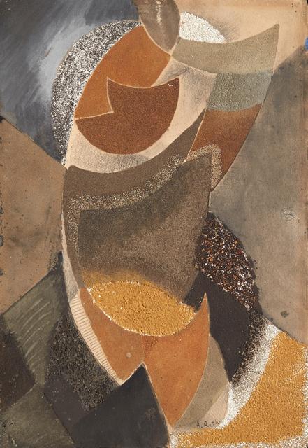 , 'Harmonie en matière n°3,' 1947, Galerie Marcilhac