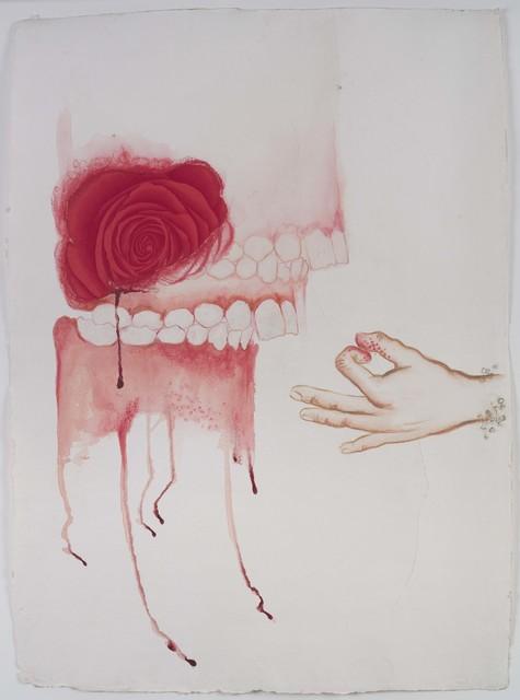 , 'I chew I bite,' 2009, Galerie Nathalie Obadia