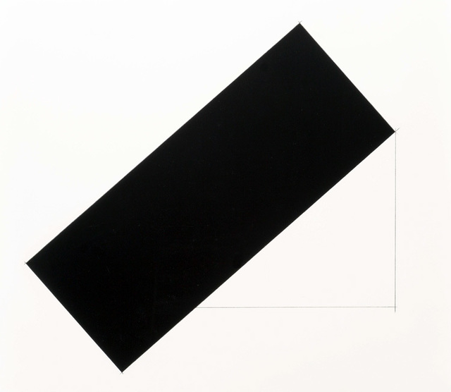 Ellsworth Kelly, 'Grand Case', 1978, Kenneth A. Friedman & Co.