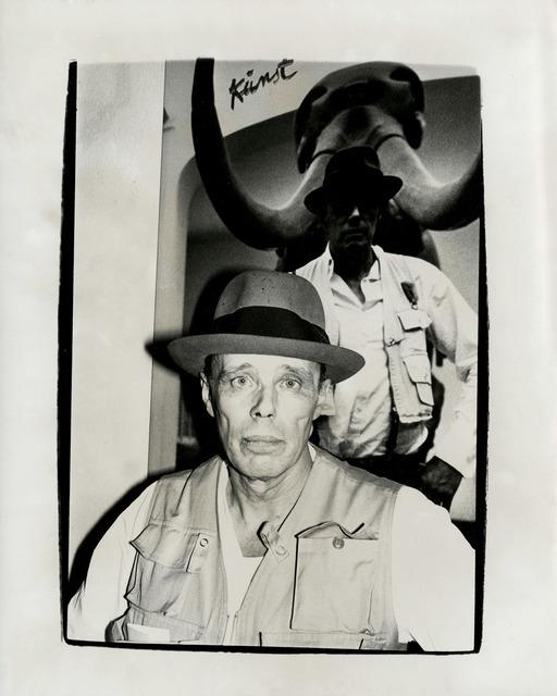 , 'Joseph Beuys,' 1980, Gagosian
