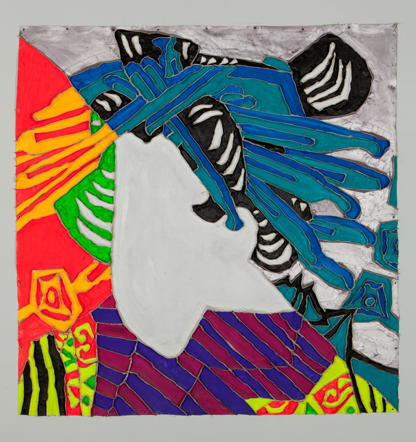 , 'Oiran,' 2014, Deborah Colton Gallery