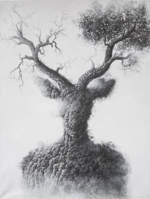 , 'Duality II,' 2017, Galerie Dumonteil