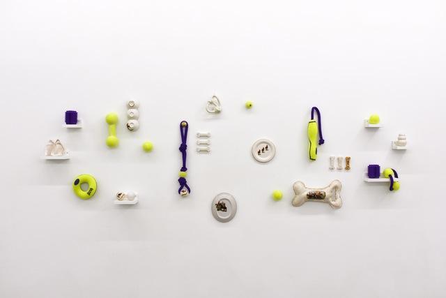 , 'Chew Toys 1,' 2018, Art Mûr