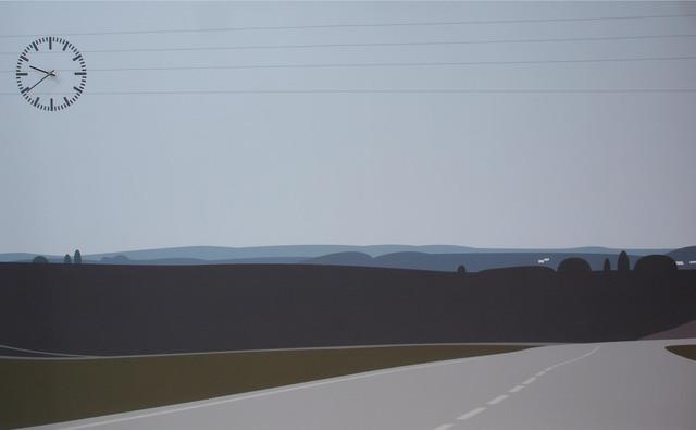 , 'I TOOK A TURN OFF...,' 2006, Galeria Mário Sequeira