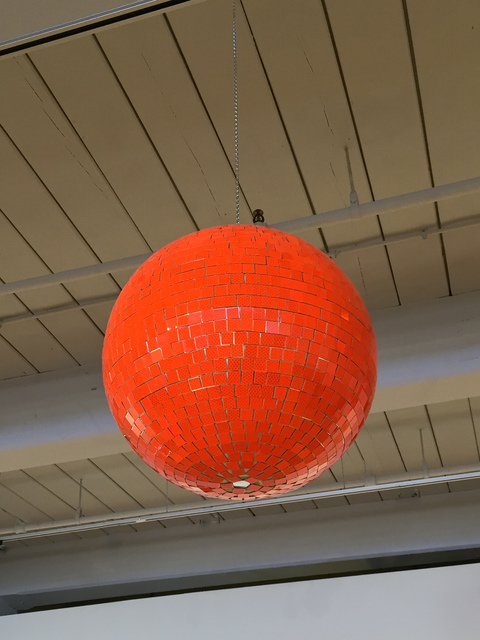 , 'Disco Ball,' 2015, Fleisher/Ollman