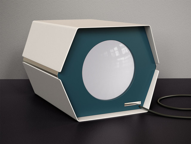 , 'Monitor_I,' 2012, DAM Gallery