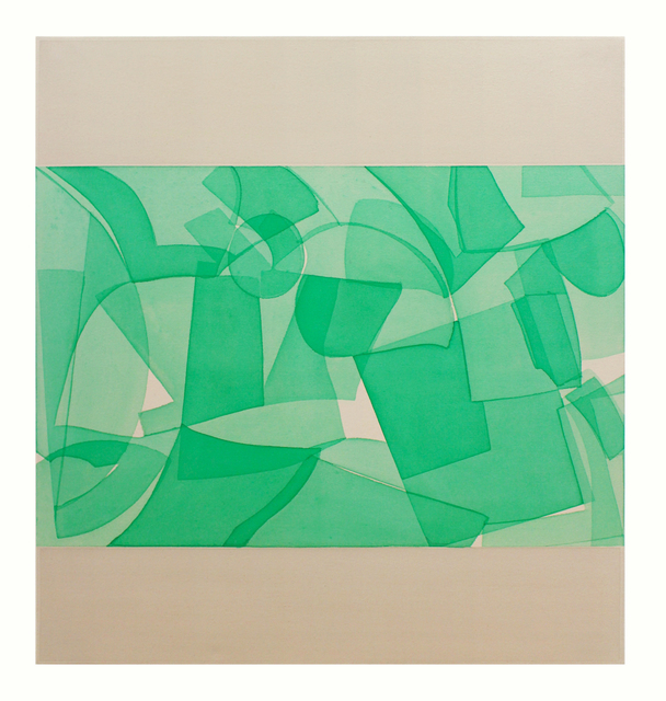 , 'Water Phthalo Green Blue Shade, ,' 2016, FOUR A.M.