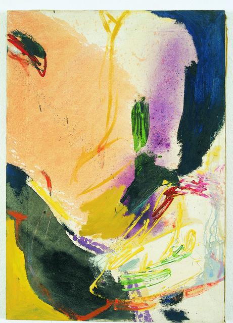 , 'Untitled,' 1961, SCHUEBBE INC.