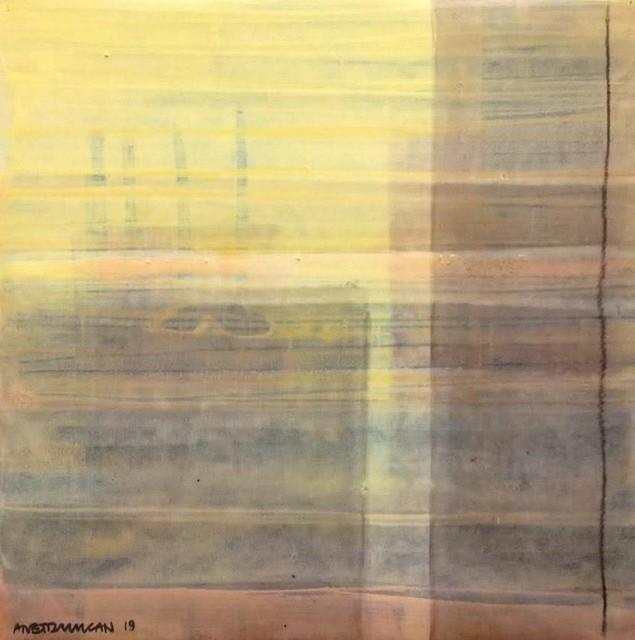 , 'Annus Croceus,' 2018, PontArte