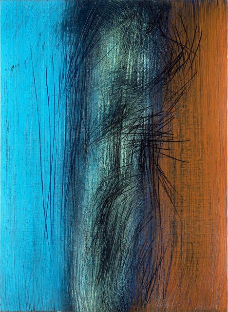 Hans Hartung, 'T1963-E10', 1963, Mazzoleni