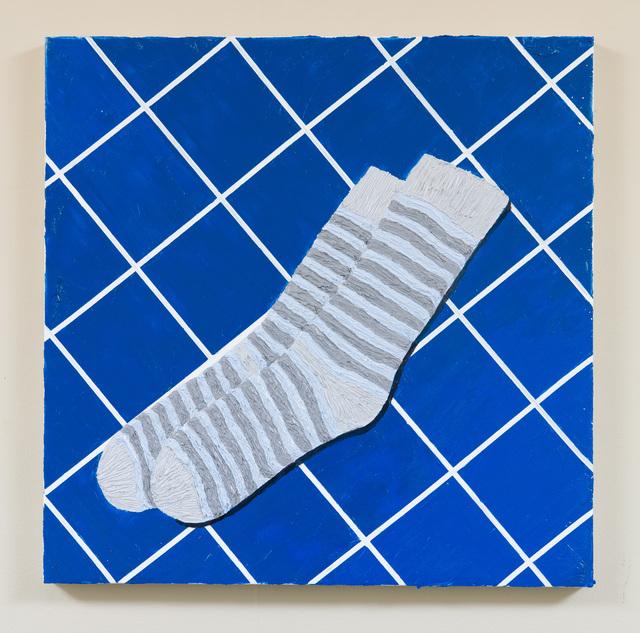 , 'Socks #3,' 2014, Mindy Solomon Gallery