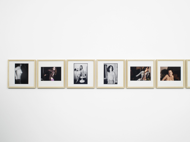 , '75 photographs, 35 women, 42 years,' 2011, Pilar Corrias Gallery