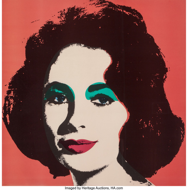Andy Warhol, 'Liz', 1964, Heritage Auctions