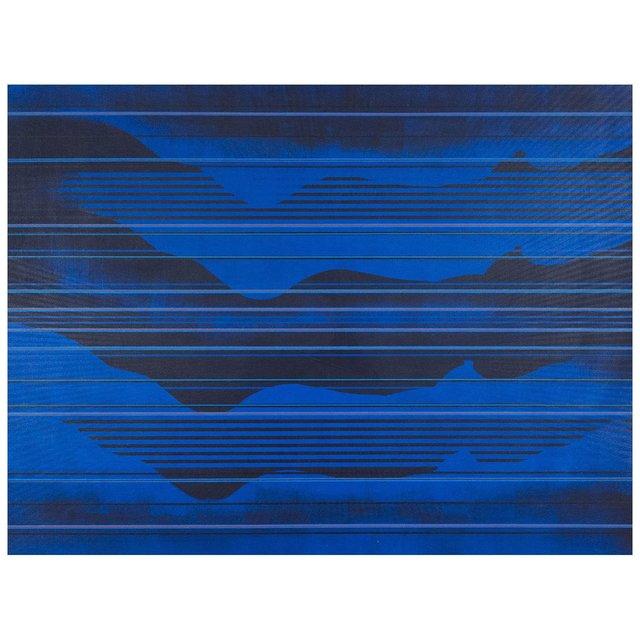 Samuel Buri, 'Floating Apples', 1969, Painting, Acrylic on Canvas, Caviar20
