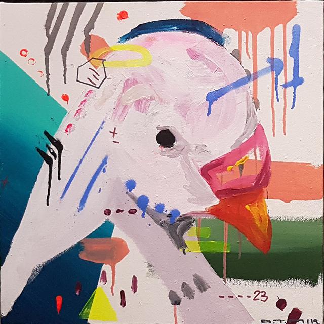 Alejandra de La Torre, 'Herencias #detail 7', 2019, Artig Gallery