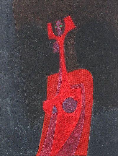 Byron Galvez, 'Rosa', 1989, Caiman Contemporary