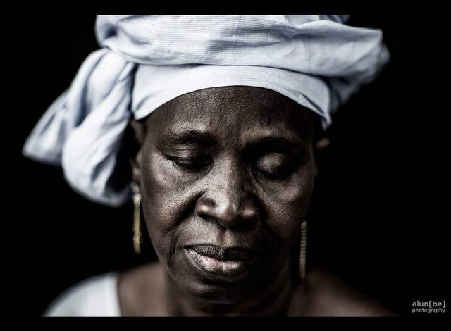 Alun Be, 'Madame Biteye', 2015, Photography, Archival pigments on fine art paper, LouiSimone Guirandou Gallery