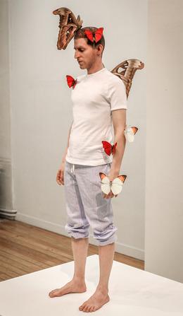 , 'Papillons (Butterflies),' 2013, Edouard Malingue Gallery