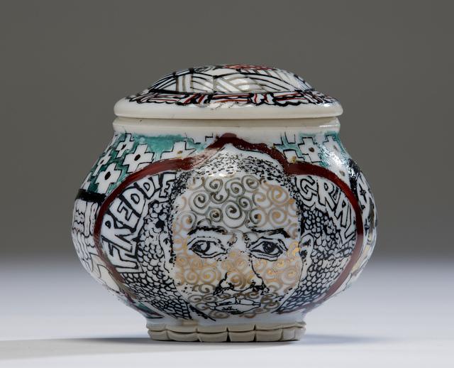 , 'Freddie Gray Jar,' 2016, Wexler Gallery