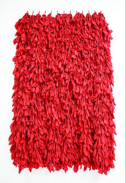 , 'Cloth 1,' 2013, La Patinoire Royale / Galerie Valerie Bach