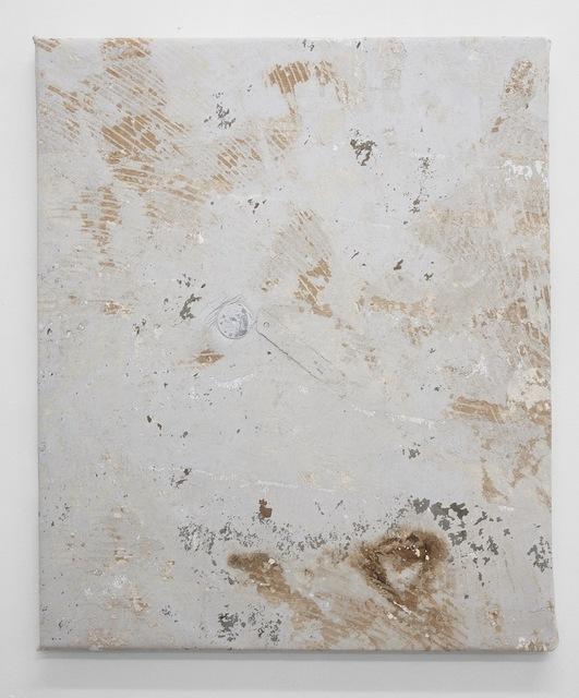 , 'Untitled floor piece (rue Ramponeau) IV,' 2013, Antoine Levi