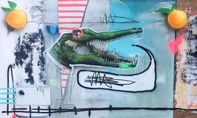 , 'Must be the season,' 2017, Galerie LeRoyer