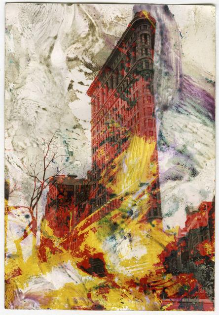 , 'Found on Timberlake Drive (1) Columbia, South Carolina.,' 2015, Axis Gallery