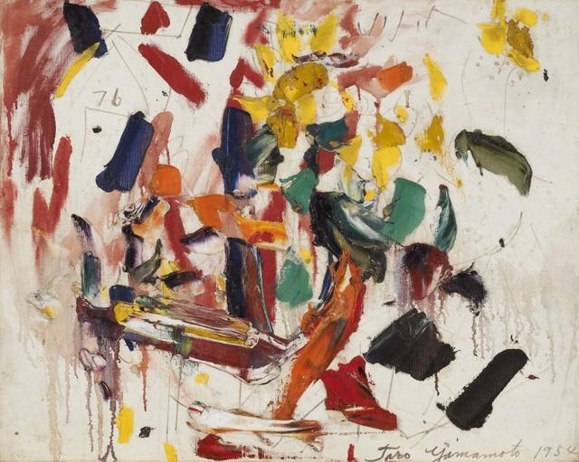 Taro Yamamoto, 'Untitled, 1954', 1954, Vallarino Fine Art