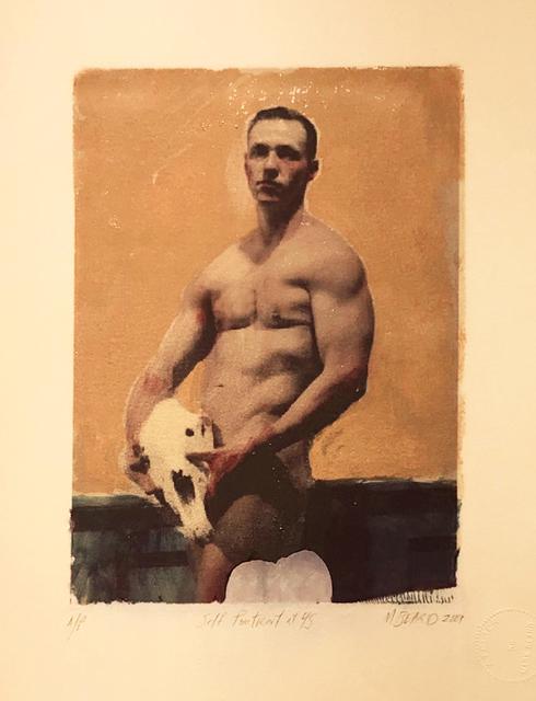 Mark Beard, 'Self Portrait at 45', 2001, ClampArt