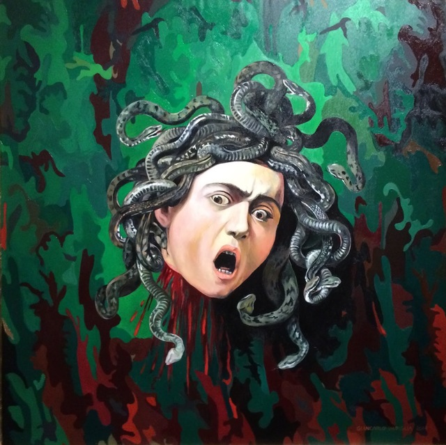 , 'Fear (Medusa),' 2014, Counterpoint Contemporary Fine Art