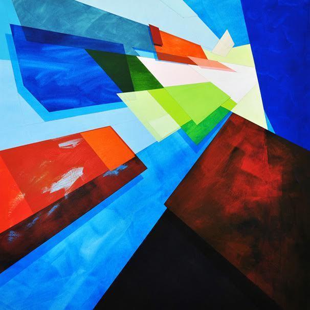 Paul Kirley, 'Abstract Landscape 42', 2015, Artspace Warehouse