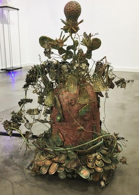 , 'Avatar 2,' 2017, Galerie Makowski