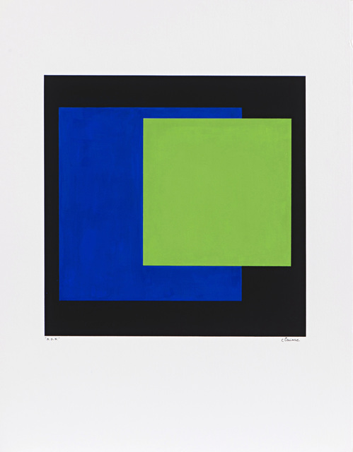 , 'A.D.N.,' 1972, Connaught Brown