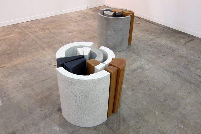 , 'CROP,' 2015, Galería Bacelos