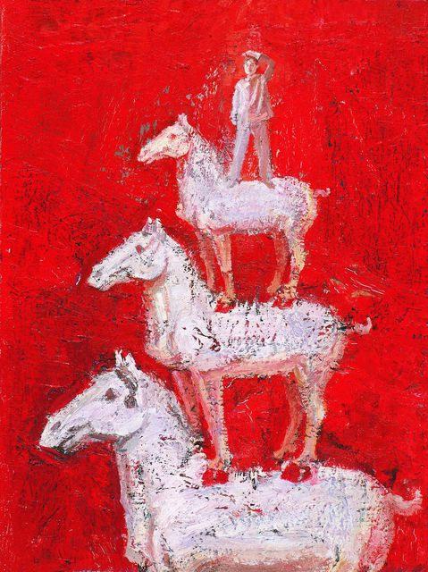 , 'Horse Pagoda,' 2010, Katrine Levin Galleries