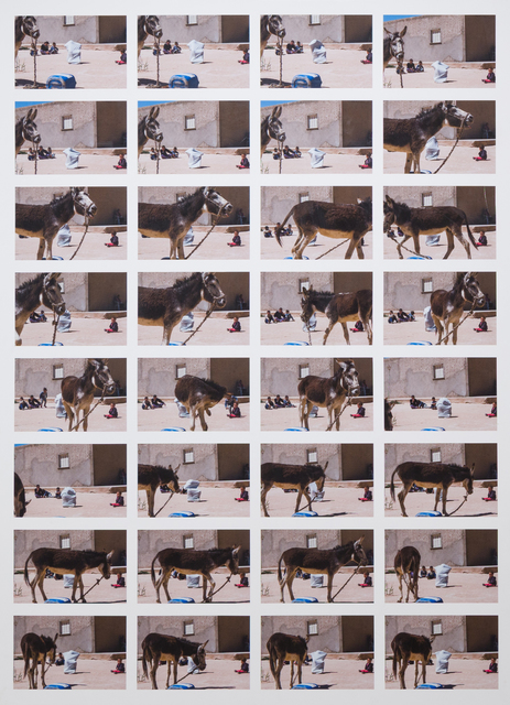 ", '34°28'39.8""N 9°46'49.8""E, VI,' 2012, Tyburn Gallery"