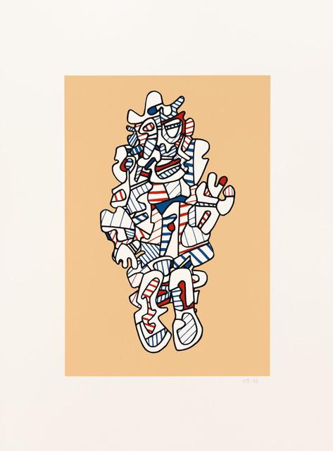 , 'Denegator (Buff),' 1973, Pace Prints
