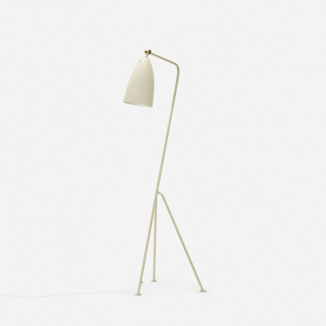 Greta Magnusson Grossman Grasshopper Floor Lamp 1947 Artsy