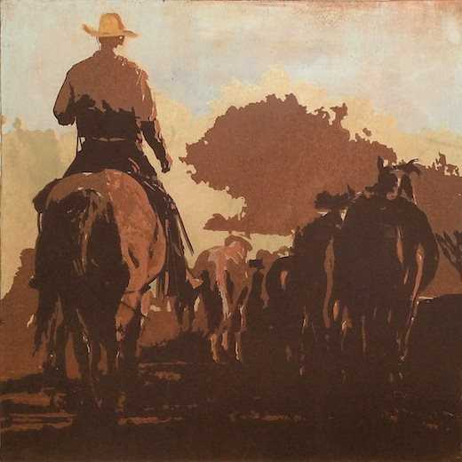 , 'Sunday Ride,' 2018, Sorrel Sky Gallery
