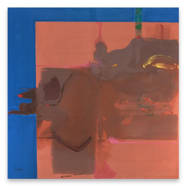 , 'Rio Grande,' 1987, Miles McEnery Gallery