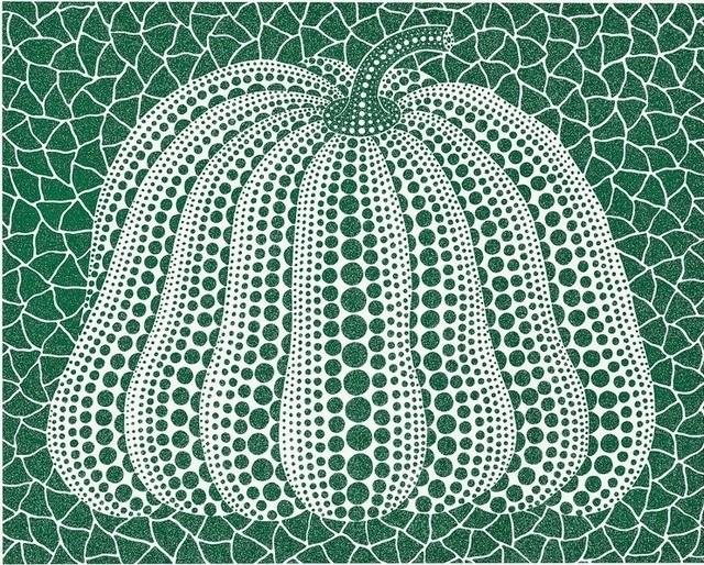 Yayoi Kusama, 'Pumpkin G かぼちゃ G', 1999, Curio