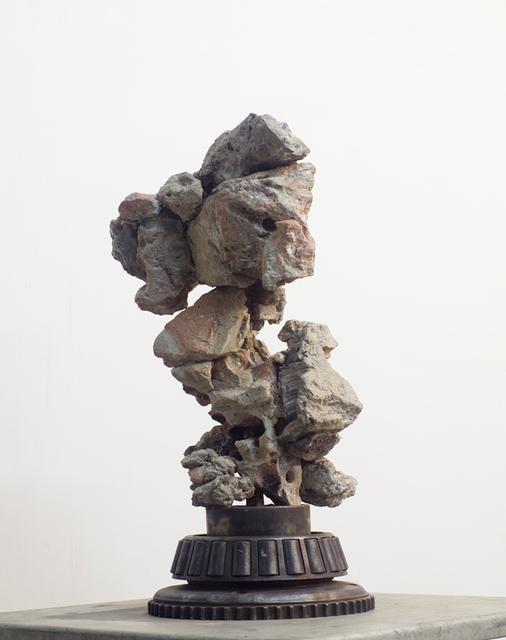 , 'Qian Chuang Yuan004 千創園叠石004,' 2012, Galerie du Monde