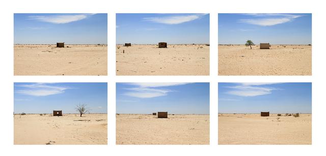 , 'Sonoyta (comunidad interrumpida),' 2011, Proyecto Paralelo