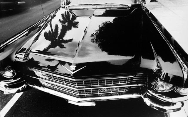 Frank Paulin, 'Cadillac on Worth Avenue, Palm Beach, Florida', 1967, Bruce Silverstein Gallery