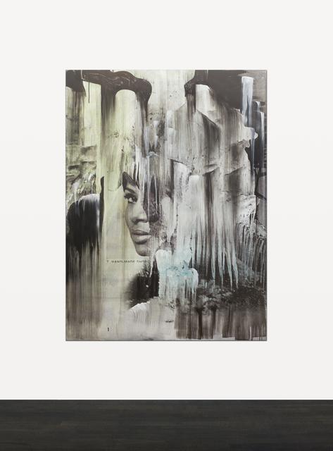 , 'Head On Ice #2,' 2016, Galerie Nathalie Obadia