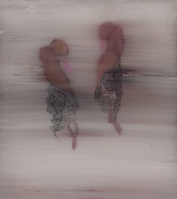 , 'Love Each Other (In Pairs-Single Series),' 2016, Aki Gallery